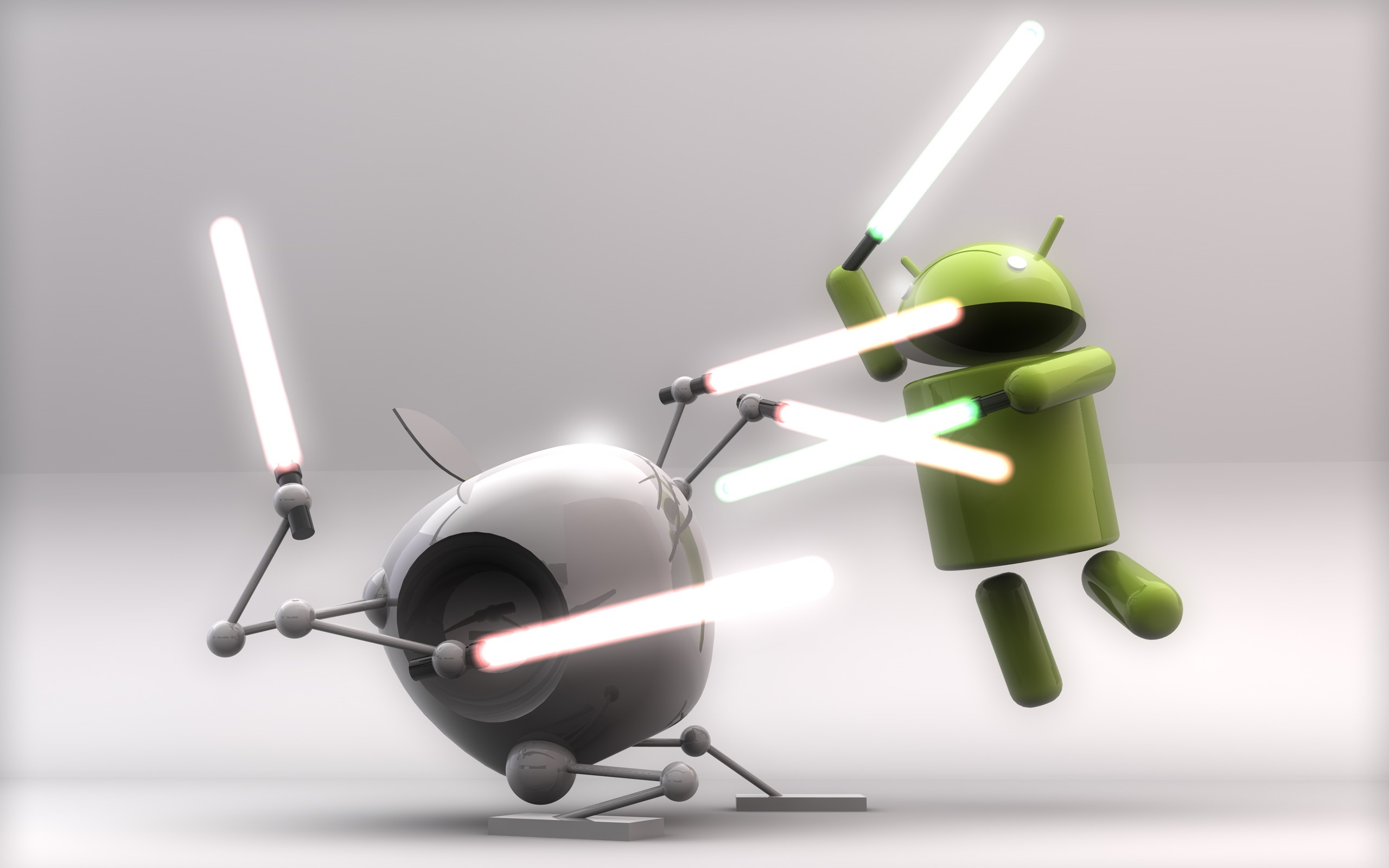 1 Dabbling on the Darkside: An iOS'ers Android Confession